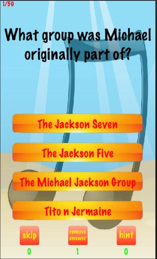 Unofficial Michael Jackson