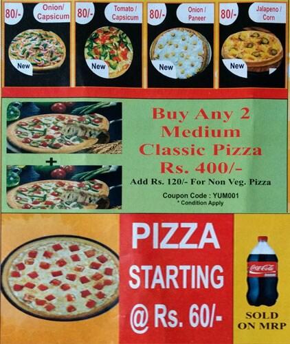 Pizza Yum menu 4