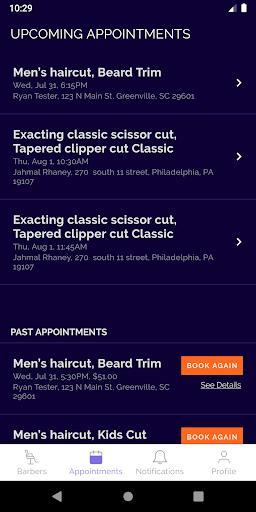 Live Chair Client App 3.0.1 screenshots 3