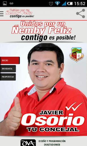 Javier Osorio 2015
