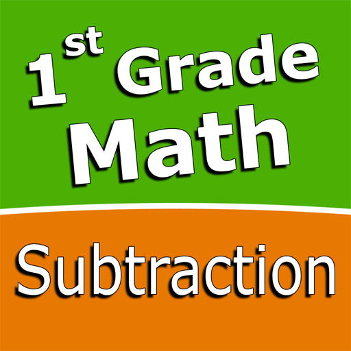 First grade Math - Subtraction app for Android