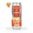 Logo of Budweiser & Clamato Chelada