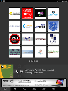 Radio FM Argentina Online- screenshot thumbnail