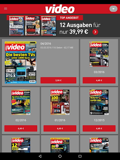 video Magazin screenshot 7