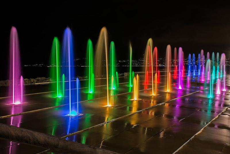 La fontana dei colori di LucaMonego