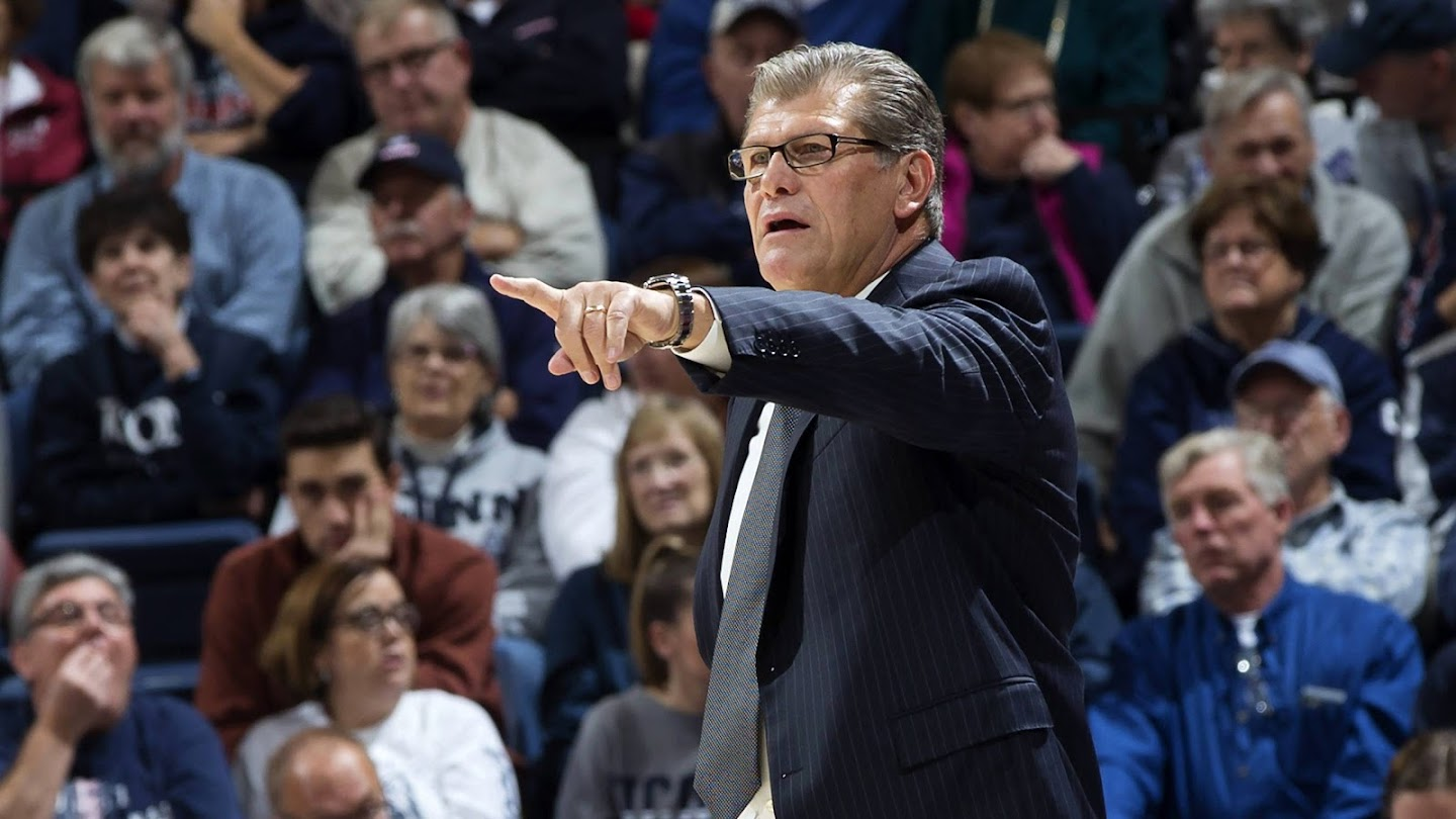 UConn: The March to Madness
