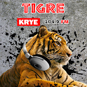 KRYE Tigre 104.9 FM icon