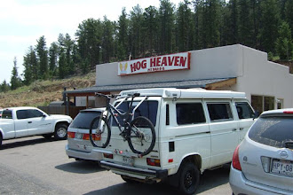 Photo: OK, it's an old photo, but a trip down 285 always starts with lunch at Hog Heaven: http://tinyurl.com/zjhqr8a