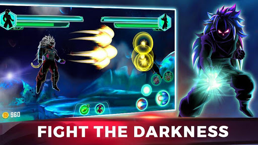 Dragon Shadow Battle: Dragon Ball Z - Super Saiyan apkpoly screenshots 5