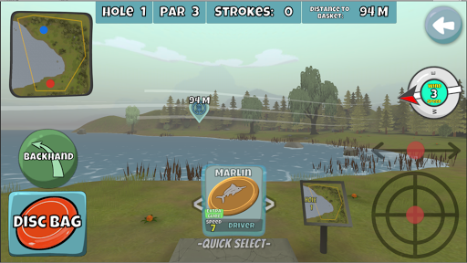 Disc Golf Valley 0.952 screenshots 2