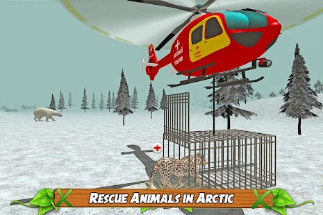 Animal Rescue Helicopter Sim- screenshot thumbnail