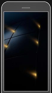Abstraktní Černá Živé Tapety - náhled