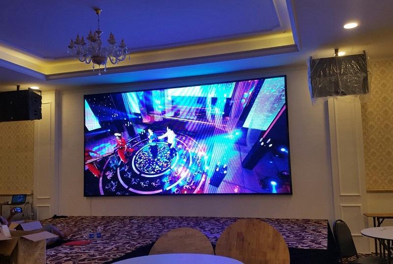 Màn hình LED có nhiều ưu điểm và tính ứng dụng cao