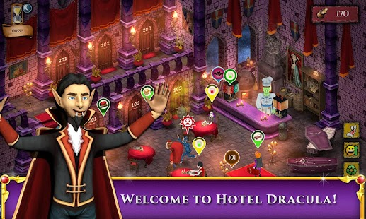 Hotel Dracula- screenshot thumbnail