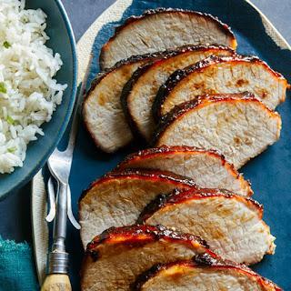 Char Sui Pork Tenderloin Recipe