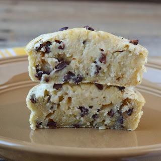 Single-Serve Cacao Nib Banana Bread Muffin.