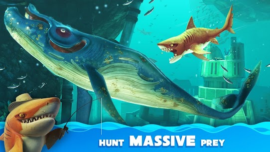 Hungry Shark World (MOD, Unlimited Money, Diamonds) v4.2.0 5