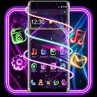 Neon Light Launcher icon