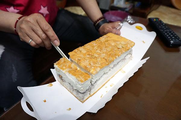 安格高鈣乳酪蛋糕 台南蛋糕  爆紅款爆餡芋頭蛋糕 手工製作當天現烤出爐 高品質更健康 平價古早味蛋糕