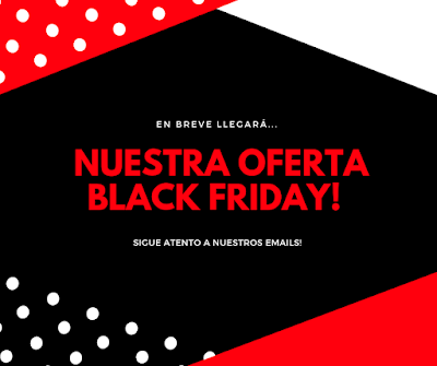 <strong>BLACK FRIDAY</strong><br>ESTATE ATENTO...