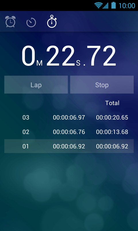Alarm Clock Xtreme & Timer - screenshot