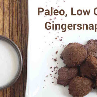 Paleo Ginger Cookies, Make Gingersnaps Paleo!.