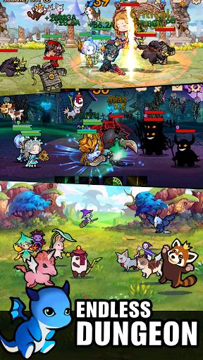 Infinity Heroes : Idle RPG  screenshots EasyGameCheats.pro 4