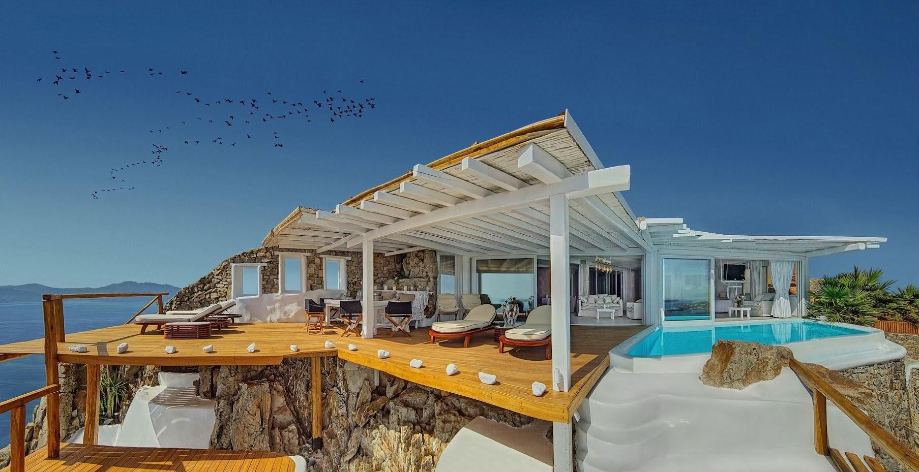 Solitaire Villa, Mykonos