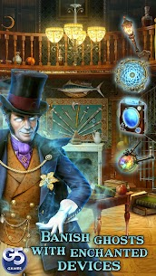 The Paranormal Society: Hidden Object Adventure 5