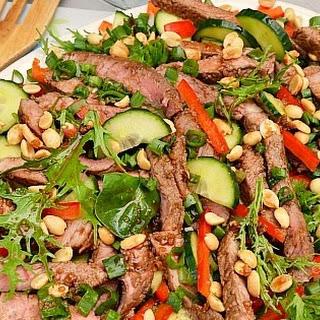 Honey Teriyaki Marinade Beef Recipes
