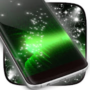 Neon Green Live Wallpaper