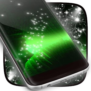 Neon green live wallpaper android apps on google play neon green live wallpaper voltagebd Choice Image