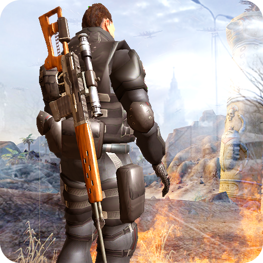 Sniper Ghost Commando Warrior - Jungle Survival