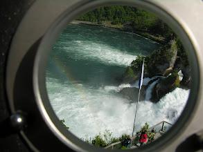 Photo: Wodospady na Renie