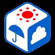 tenki.jp 天気・地震など無料の天気予報アプリ icon