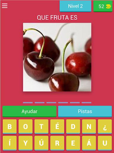 Quiz de Frutas - Adivina Que Fruta es apkdebit screenshots 8