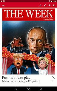 The Week magazine Premium (Subscribed) 1