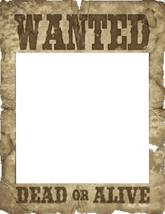most wanted photo frames screenshot thumbnail - Most Wanted Picture Frame