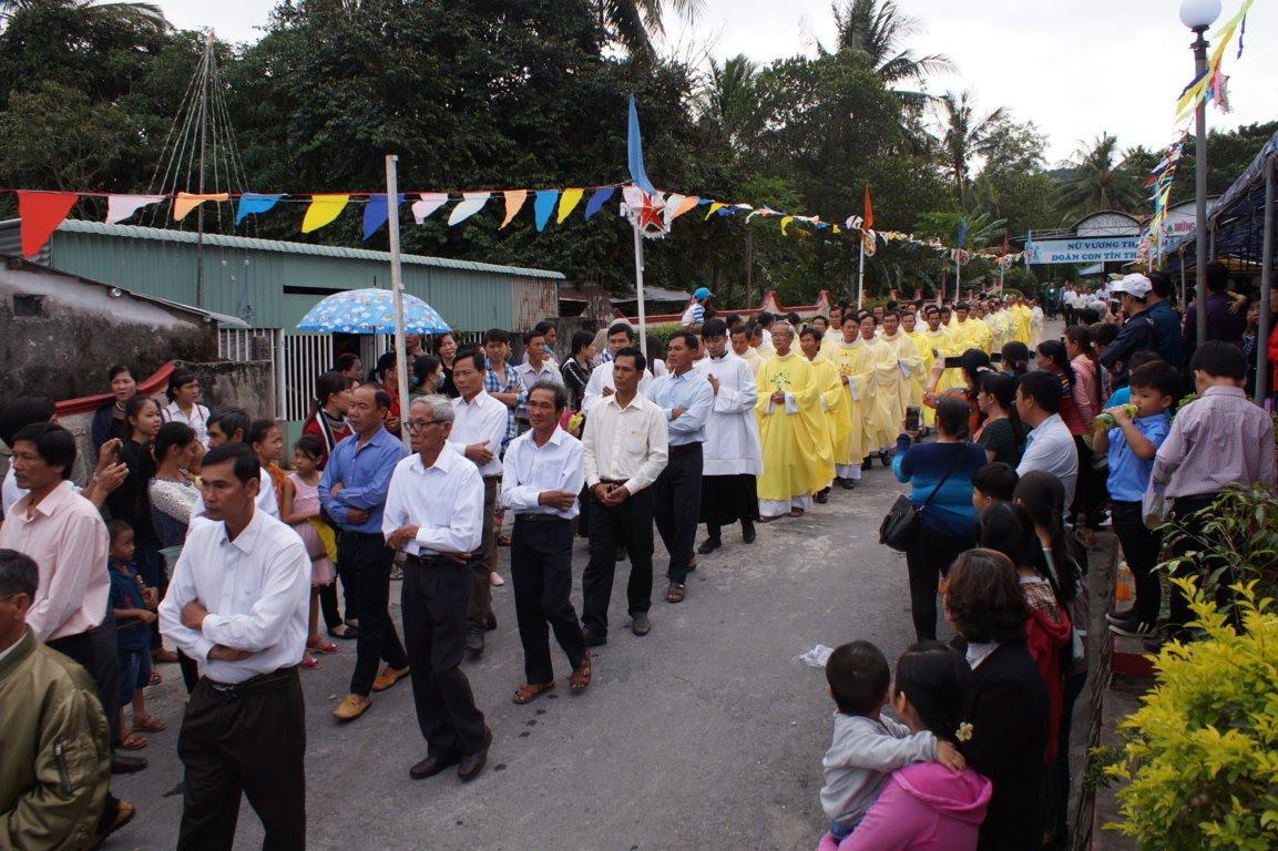 Ngày Hành Hương Mừng Bổn Mạng Giáo Phận Long Xuyên, tại GX Hòn Chông - Ảnh minh hoạ 4