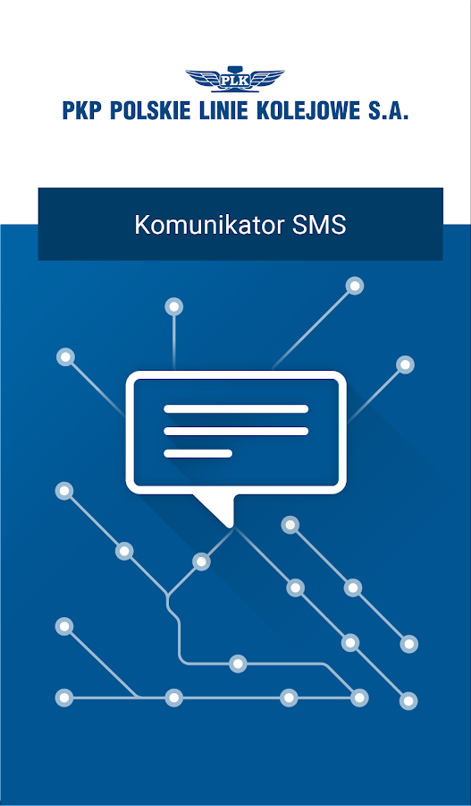 Komunikator PLK- screenshot
