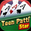 Teen Patti Star icon