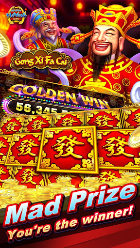 Slots (Golden HoYeah) - Casino Slots  screenshots 2