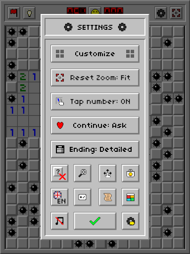 Minesweeper Classic: Retro screenshots 11