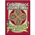 Appalachian Celtic Knot Irish Red