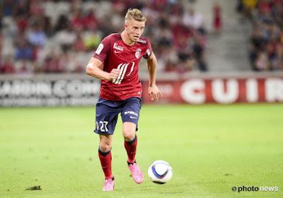 Baptiste Guillaume enchaîne bien en Ligue 2