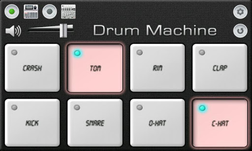 Drum Machine 1.4 screenshots 2