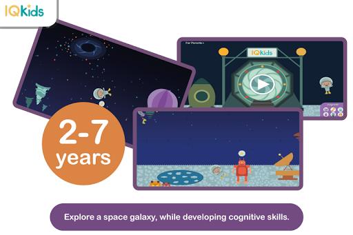 玩免費教育APP|下載IQ Kids - Brain Training app不用錢|硬是要APP