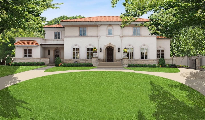 Maison Hinsdale