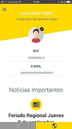Recursos Humanos Preu PDV app (apk) free download for Android/PC/Windows screenshot