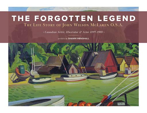 The Forgotten Legend cover